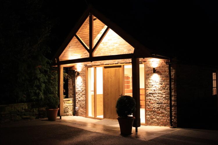 Showroom LED lighting refurbishment saving energy and money by SEEC
