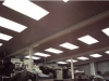 SEEC installed suspended ceiling florescent & LED lighting