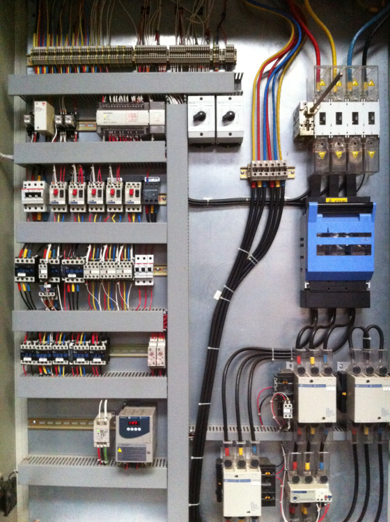 Control panels, designed, built, repaired, refurbished and maintained by SEEC