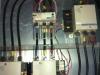 Large star delta contactors
