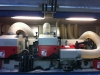 Machinery lighting for operator safety